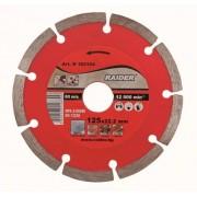 Диск диамантен DRY 125x22.2мм - Raider RD-DD02