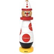 BRIO 30230 Stapelklossar Clown