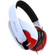 OBlanc Shell NC3-1 2.0 Channel Headphones+ In-line Microphone with call control and tangle-free cord | NC3-1-W-TW