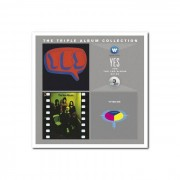 Warner Music Yes - The Triple Album Collection: Yes - The Yes Album - 90125 (Box) - CD