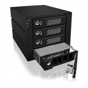 "Raidsonic IcyBox IB-554SSK 4xSATA/SAS 3.5"" HDD Black"