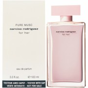 Narciso Rodriguez For Herpentru femei Testere de parfumuri 100 ml TESTER