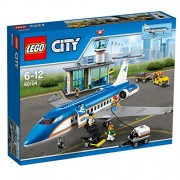 Lego Airport Passenger Terminal, Multi Color
