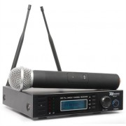 Power Dynamics PD731H 1 x 16 Channels UHF Wireless Microphone System Wireless Handheld Microphone