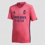 adidas Real madrid uitshirt 20/21 roze kinderen Kinderen - roze - Size: 164