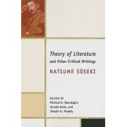 Theory of Literature and Other Critical Writings by Natsume Soseki ...
