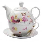Set Ceai Tea for One Ceainic