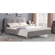 Home Style Tweepersoonsbed Doris 160x200cm in grijs