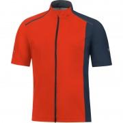 GORE RUNNING WEAR Fusion GWS Hardloopshirt korte mouwen Heren oranje/zwart XL 2017 Hardloopshirts