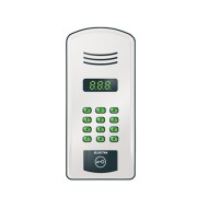 Panou exterior audio, semiduplex, conexiune analogica, PES.A255-I