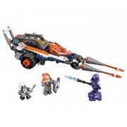 LEGO® NEXO KNIGHTS™ Motocicleta dubla a lui Lance - L70348
