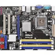 Дънна платка Asrock G41C-GS- R2.0 sock 775, DDR2/DDR3, ICH7+вградено видео, ASR-MB-G41C-GS-R2.0