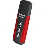 Memorie USB Transcend Jetflash 810 16GB USB 3.0 negru / rosu
