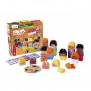 Joc de construit Family Diversity Miniland