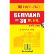 Germana in 30 de zile and CD audio