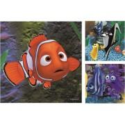 Пазл - «Немо в аквариуме» 3х49шт