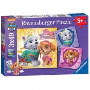 RAVENSBURGER puzzle (slagalice) - paw patrol RA08008