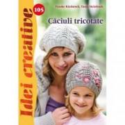 Caciuli tricotate. Idei creative 105