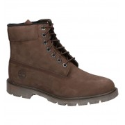 Timberland 6 Inch Basic Bruine Boots - Bruin - Size: 44,5