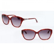 Women's Vera Wang Women's sunglasses VW-Chiana-RD/Red/58mm/Burgundy Gradient Alphanumeric String, 20 Character Max