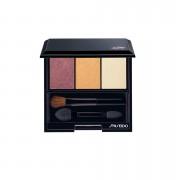 Shiseido Luminizing Satin Eye Colour Trio RD299 - Beach Grass 3g