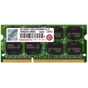 Memorie Laptop Patriot TS256MSK64V6N DDR3, 1x2GB, 1600MHz, CL11, 1.5V