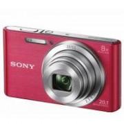 Sony Appareil photo numérique compact SONY CyberShot DSC-W830 rose pack