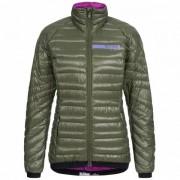 adidas Terrex climaheat Downblaze Dames Jas S09442 - groen - Size: 38