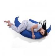 Възглавница за бременност и кърмене Nuvita DreamWizard 10 в 1, тъмно синя