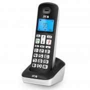 SPC Gossip Telefone Sem Fios Preto