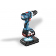 Bosch Trapano a Batteria GSR 18 V-EC Professional con Wireless Charge