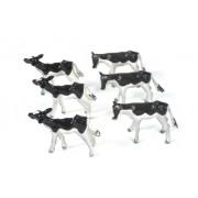 Britains Farm 40960 - Friesian Calves - Farming Cows