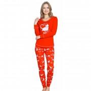 Pijama dama bumbac subtire, marimi S-XL