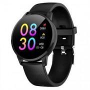 Bratara fitness Trevi T-Fit 220 HB Black monitorizare puls si tensiune functii smartwatch negru