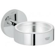 Accesoriu Baie GROHE Essentials Suport pentru pahar savoniera 40369000