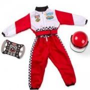 Детски карнавален костюм Автомобилен състезател - 18562 Melissa and Doug, 000772185622