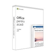 Licenta retail Microsoft Office 2019 Home and Student Romanian Medialess, 79G-05040