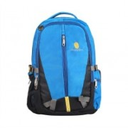 Sapphire Metro Sky Blue Overnighter 45 L Laptop Backpack(Blue)