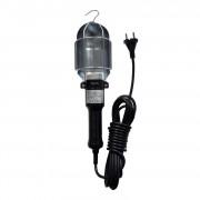 [in.tec]® Vezetékes kézi lámpa akasztóval E27 max. 60W