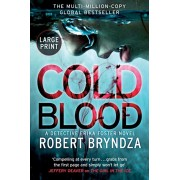 Cold Blood, Paperback/Robert Bryndza