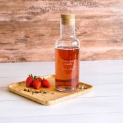 Personalised Glass Carafe