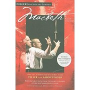 The Tragedy of Macbeth 'With DVD', Paperback/William Shakespeare