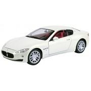 Motormax Maserati Gran Turismo White (No. 79151)
