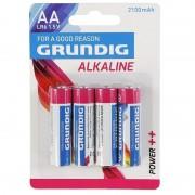 Set baterii Grundig G8711252516677 4 bucati 1.5V 2100mAh