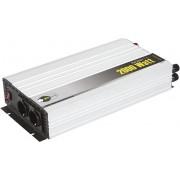 Invertor sinusoidal e-ast HighPower HPL 2000-12, 2000 W, 12 V/DC (11 - 15 V) - 230 V/AC
