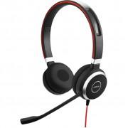 Jabra Evolve 40 UC Stereo Bedrade Usb C Office Headset