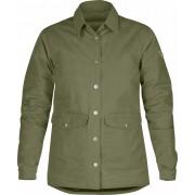 FjallRaven Down Shirt Jacket No.1 W - Green - Daunenjacken XL