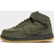 Nike Air Force 1 Mid Infant, Verde