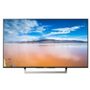 "Sony KDL-49XD8305 49"" 4K Ultra HD LED TV BRAVIA, DVB-C/DVB-T/T2/DVB-S/S2, XR 800Hz, Wi-Fi, HDMI, USB, Voice Remote, Black"
