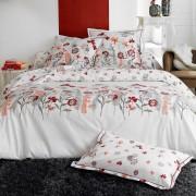 Linnea Housse de couette 280x240 cm Percale pur coton PETITE FOLIE Rouge